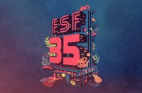 FSF at 35 -- join us in celebrating the incredible community
