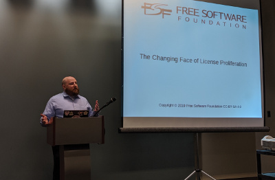 Register to attend the FSF's March 22nd seminar on free software licensing