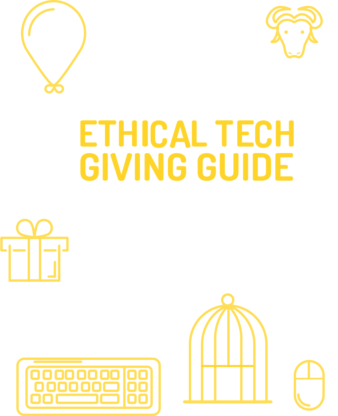 Ethical tech giving guide give the gift of freedom a fandeluxe Image collections